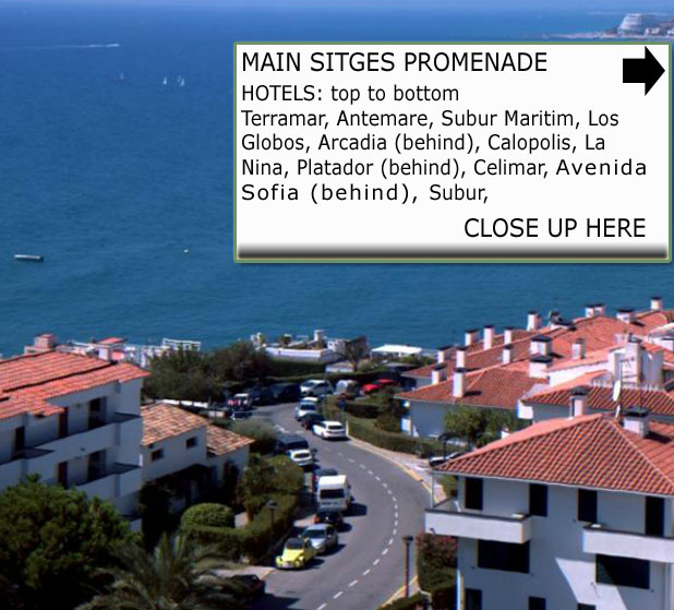 welcome sitges promanade small