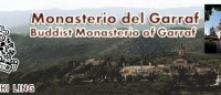 Buddhist Monastery close to Sitges Barcelona