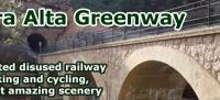 Cataluña Disused Railway : Terra Alta Greenway