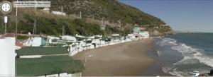 Garraf Beach
