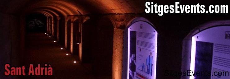 Sant Adra Barcelona Refugis Aeris : Air Raid Shelter