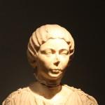 Bust :Roman Ruins of Barcino the original Barcelona
