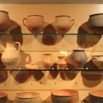 Roman Pots :Roman Ruins of Barcino the original Barcelona