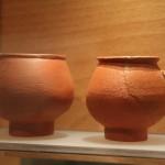 Pots :Roman Ruins of Barcino the original Barcelona