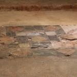 Roman Mosiac  :Roman Ruins of Barcino the original Barcelona