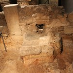Materials for clothes washing and dyeing  :Roman Ruins of Barcino the original Barcelona