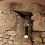 Roman Firing Position :Roman Ruins of Barcino the original Barcelona
