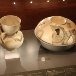 Roman Crockery :Roman Ruins of Barcino the original Barcelona