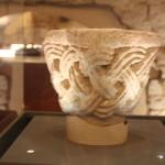 Roman Vase :Roman Ruins of Barcino the original Barcelona