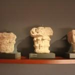 Plinths :Roman Ruins of Barcino the original Barcelona