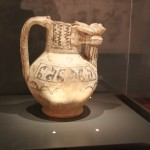 Jug :Roman Ruins of Barcino the original Barcelona