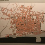Map :Roman Ruins of Barcino the original Barcelona