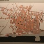 Map :Roman Ruins of Barcino the original Barcelona