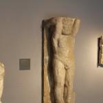 Roman Staue: Roman Ruins of Barcino the original Barcelona
