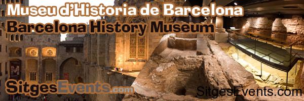 Museu d'Historia de Barcelo - Barcelona History Museum