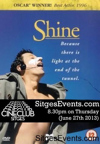 sitges film shine