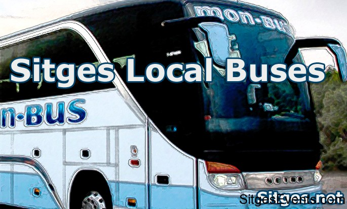 Sitges Local Buses