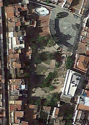 "Sitges Central Park - Hort Can Falç - Orchard Gardens Can Sickle : Carreró de Can Falç, s/n 08870 Sitges ""Sitges a la Fresca"""
