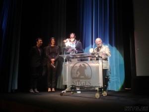 Dick Miller Gremlins Sitges Film Festival