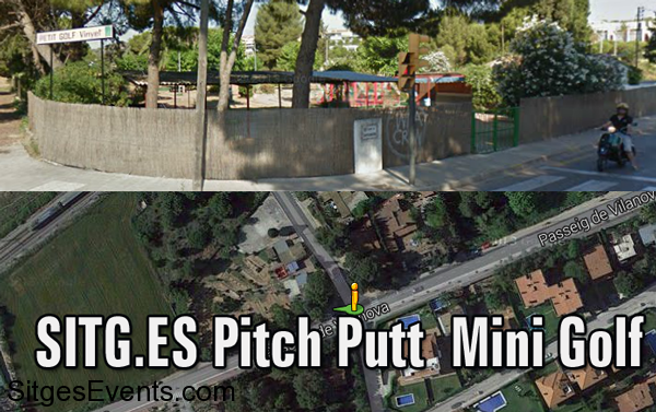 SITGES Pitch Putt Mini Golf